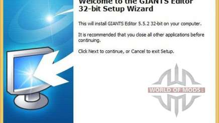 GIANTS Editor v5.5.2 32bit para Farming Simulator 2013
