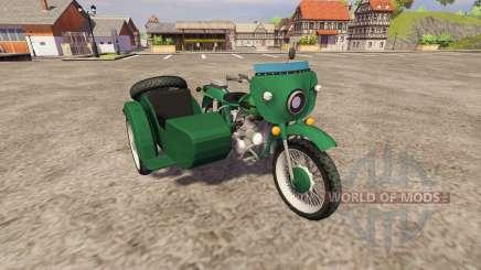Ural M 67 36 para Farming Simulator 2013