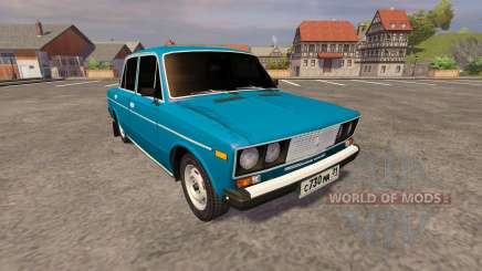 VAZ 2106 Lada para Farming Simulator 2013