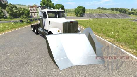Gavril T75 Heavy Plow para BeamNG Drive