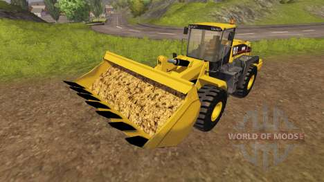 Caterpillar 966H para Farming Simulator 2013