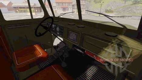 Ural-4320 agrícola para Farming Simulator 2013