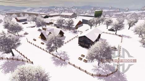 Invierno para Farming Simulator 2013