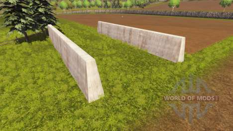 Ensilaje de hoyo para Farming Simulator 2013