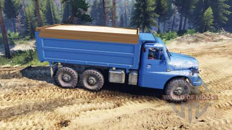 Tatra 148 para Spin Tires