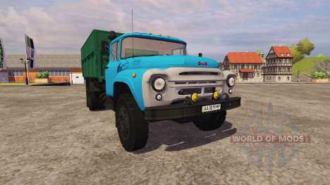 ZIL 130 MSW 554 para Farming Simulator 2013