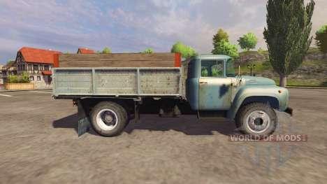 ZIL 130 azul para Farming Simulator 2013