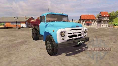 ZIL 130 MSW 555 para Farming Simulator 2013