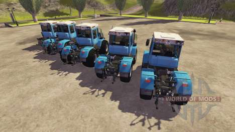 HTZ pack v2.0 para Farming Simulator 2013