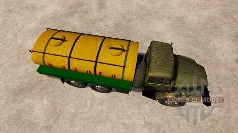 Ural-4320 leche para Farming Simulator 2013