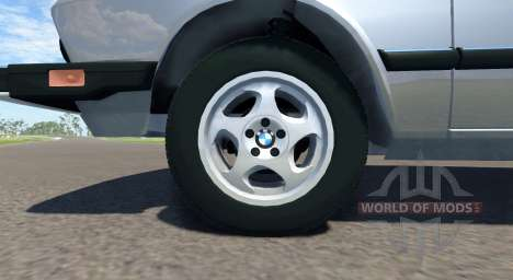 BMW 535is para BeamNG Drive