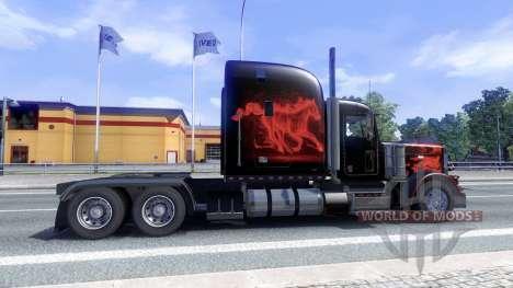 Peterbilt 379 [Edit] para Euro Truck Simulator 2