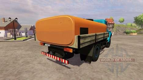 ZIL 130 de agua para Farming Simulator 2013