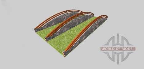 Ensilaje de pit v5.0 para Farming Simulator 2013