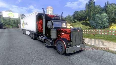 Peterbilt 379 [Fixed] para Euro Truck Simulator 2