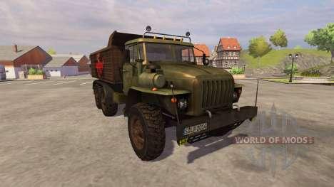Ural-4320 SLP Edición para Farming Simulator 2013
