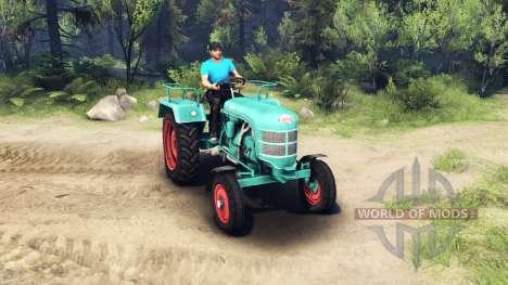 Kramer KL 200 para Spin Tires