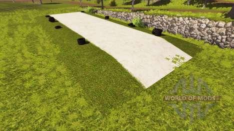 Ensilaje de pozo (alojado) para Farming Simulator 2013