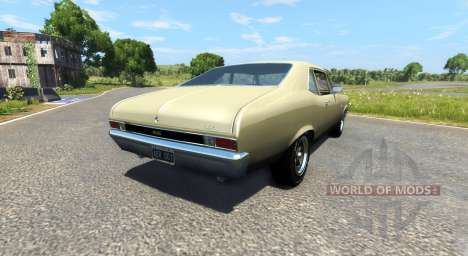 Chevrolet Nova 1968 para BeamNG Drive