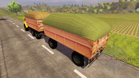Agrícolas remolque para Farming Simulator 2013