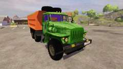 Ural-4320 patos