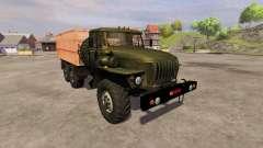 Ural-4320 agrícola