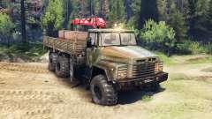 KrAZ-260 v2.0