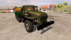 Ural-4320 leche