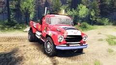 ZIL-130 de autocross 4x4