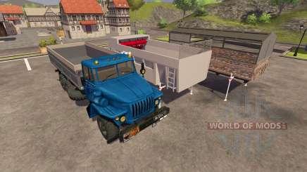 Ural-4320-19 para Farming Simulator 2013