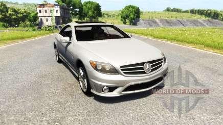 Mercedes-Benz CL65 AMG para BeamNG Drive
