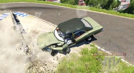 Ford Cortina para BeamNG Drive