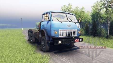 MAZ-515 para Spin Tires