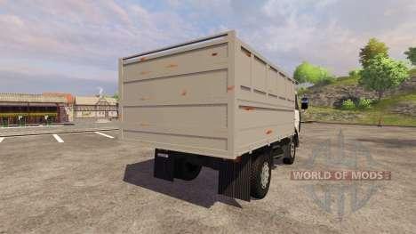 MAZ-5551 agrícola para Farming Simulator 2013