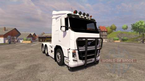Volvo FH16 6x4 para Farming Simulator 2013
