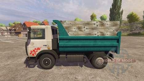 MAZ-5551 2011 para Farming Simulator 2013