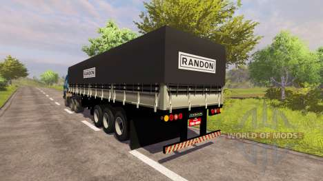 KamAZ-54115 para Farming Simulator 2013