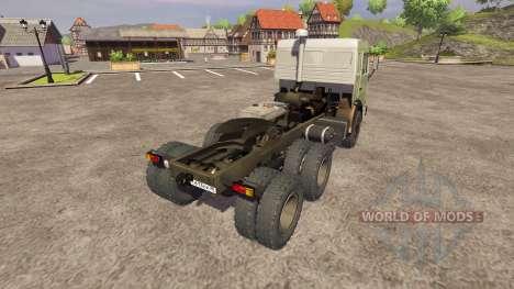 KamAZ-54115 2004 para Farming Simulator 2013