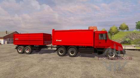 TATRA 163 para Farming Simulator 2013