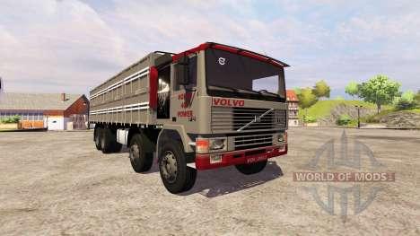 Volvo F12 para Farming Simulator 2013