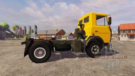 MAZ-5551 tractor para Farming Simulator 2013