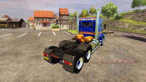 Volvo NL12 para Farming Simulator 2013