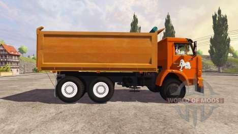KamAZ-54115 camión para Farming Simulator 2013