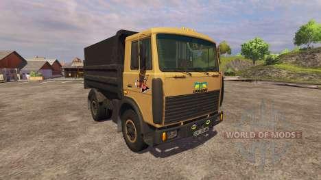 MAZ-5551 camión para Farming Simulator 2013