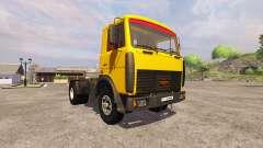 MAZ-5551 tractor