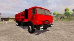 KamAZ-54115 De La Junta De