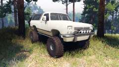 Dodge Ramcharger II 1991 beige