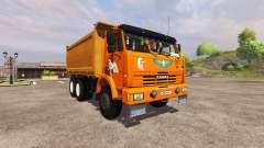 KamAZ-54115 camión