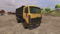 MAZ-5551 camión