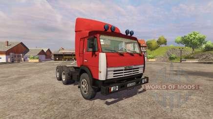 KamAZ-54115 Odaz-9370 Koegel para Farming Simulator 2013